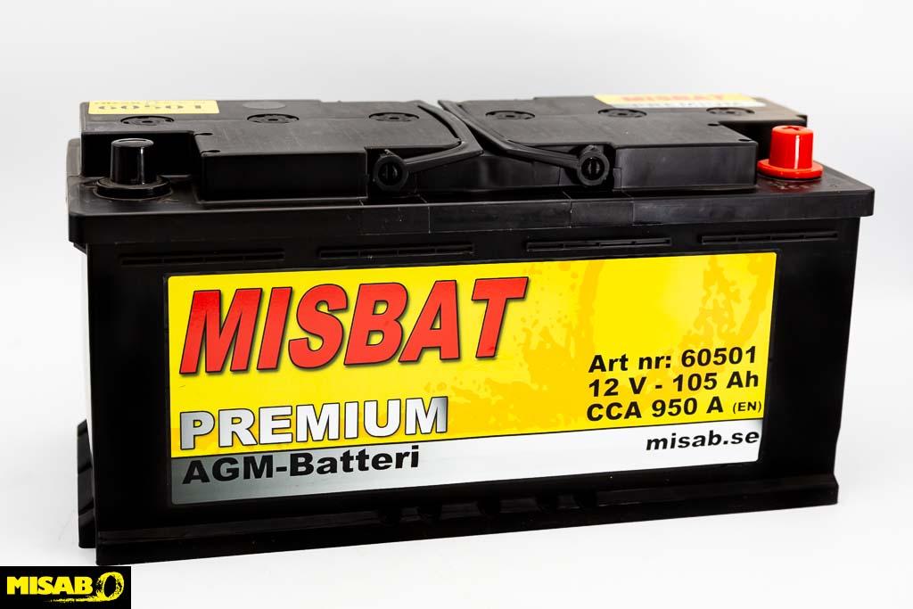 MISBAT AGM 105 AH