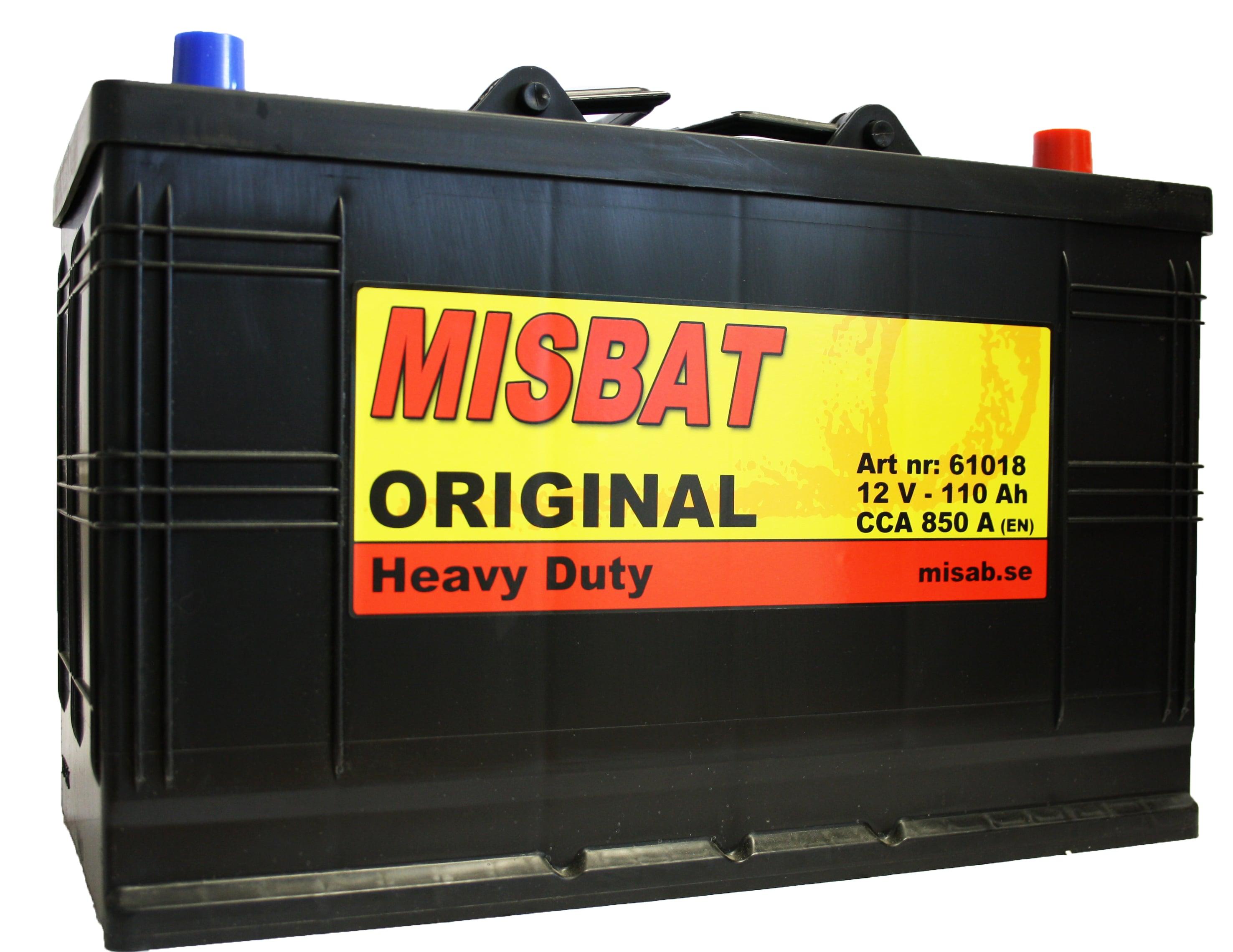 MISBAT ORIGINAL 110 AH