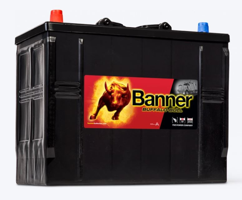 BANNER BUFFALO BULL 125 AH