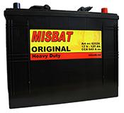 MISBAT ORIGINAL HD 125 AH