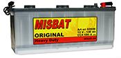 MISBAT ORIGINAL HD 140 AH