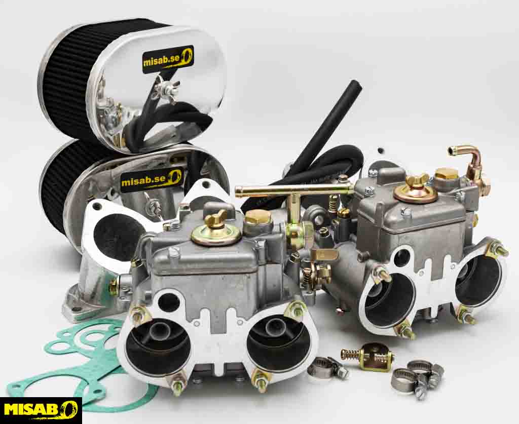 KIT FAJS B21/B23  Simple carb without mounting kit and accessori