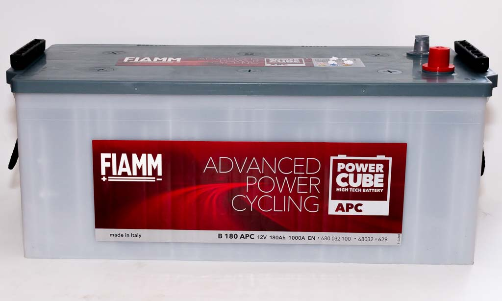 FIAMM POWER CUBE 180 AH