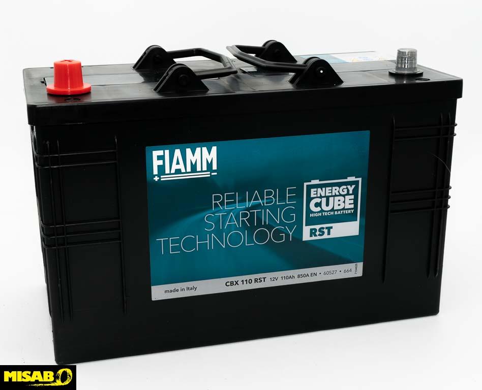 FIAMM ENERGY CUBE 110 AH