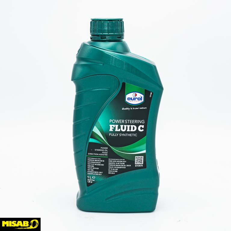 Eurol Fluid C Servo/Hydraul 1 Liter