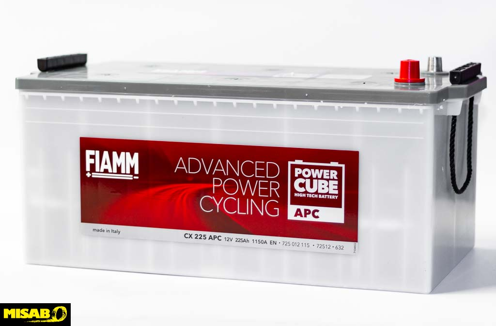 FIAMM POWER CUBE 225 AH