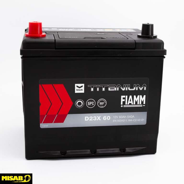 FIAMM TITANIUM 60 AH