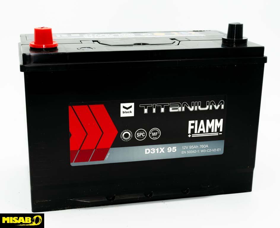 FIAMM TITANIUM 95 AH