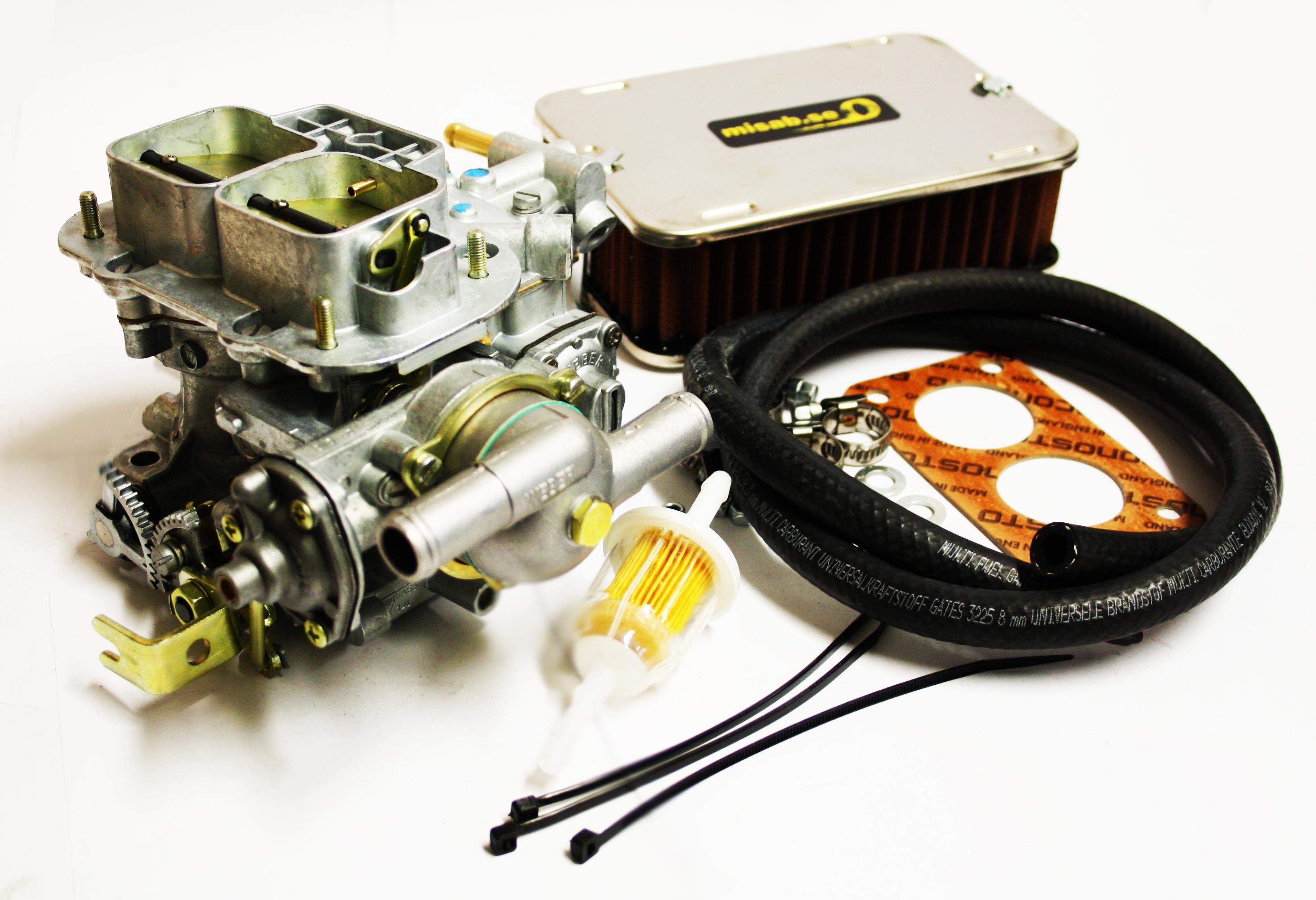 FÖRGASARSATS FORD V6 2792cc