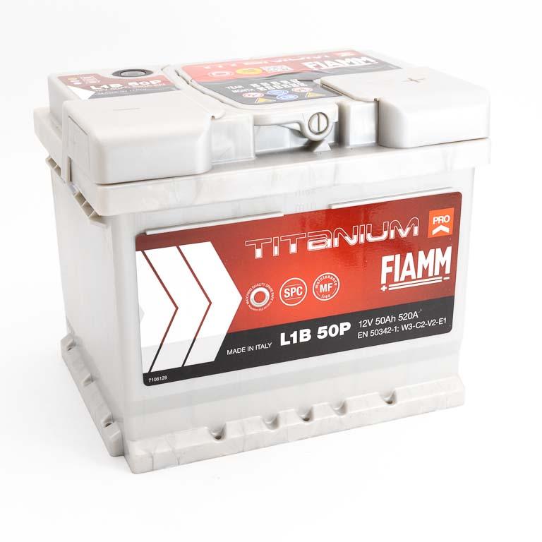 FIAMM TITANIUM PRO 50 AH