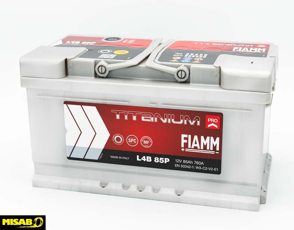 FIAMM TITANIUM PRO 85 AH