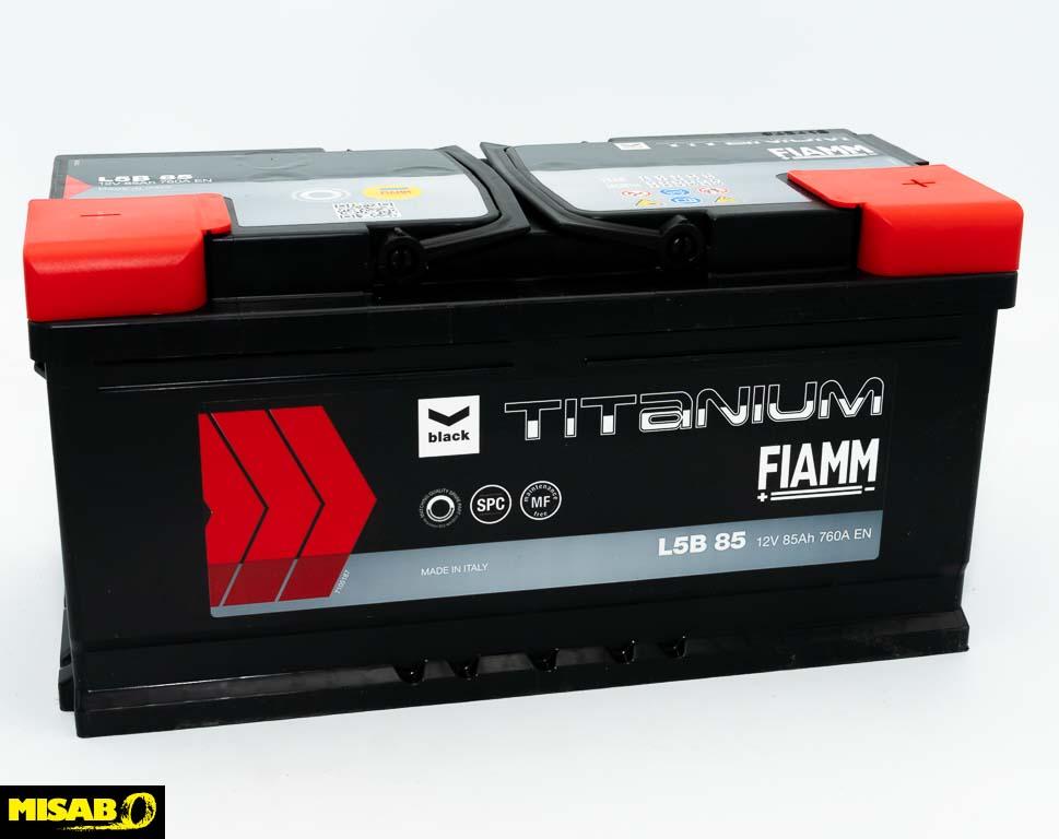 FIAMM TITANIUM 85 AH