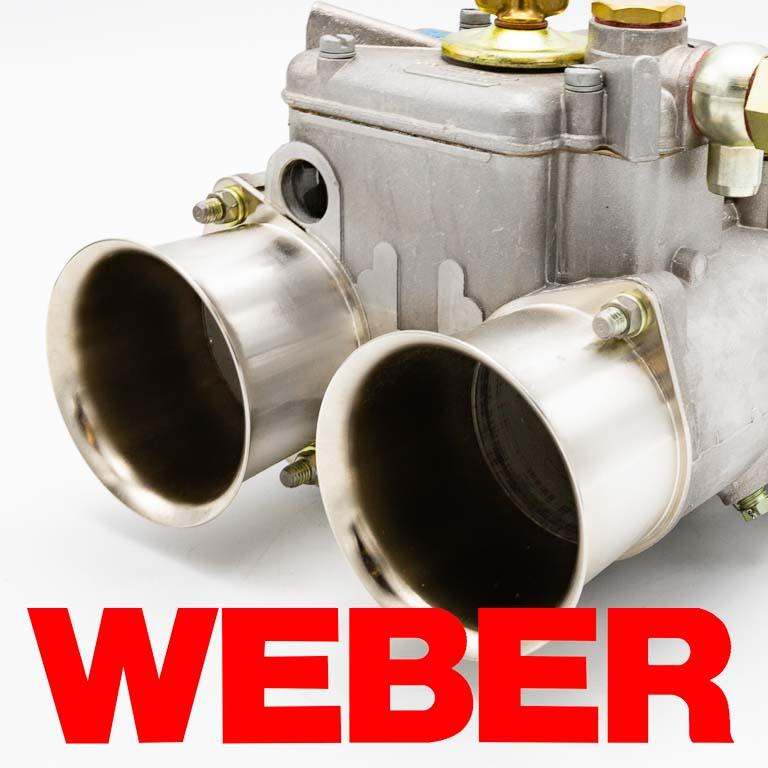 Nya Weberförgasare