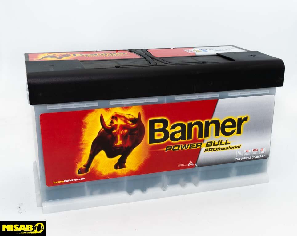 BANNER POWER BULL PRO 100 AH
