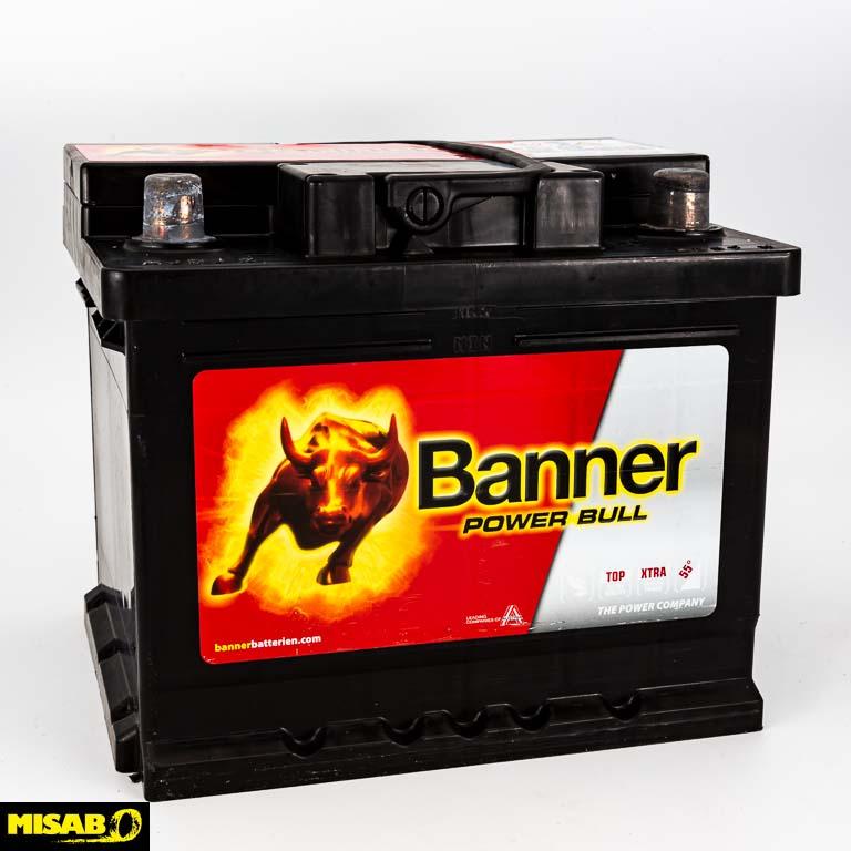 BANNER POWER BULL 44 AH