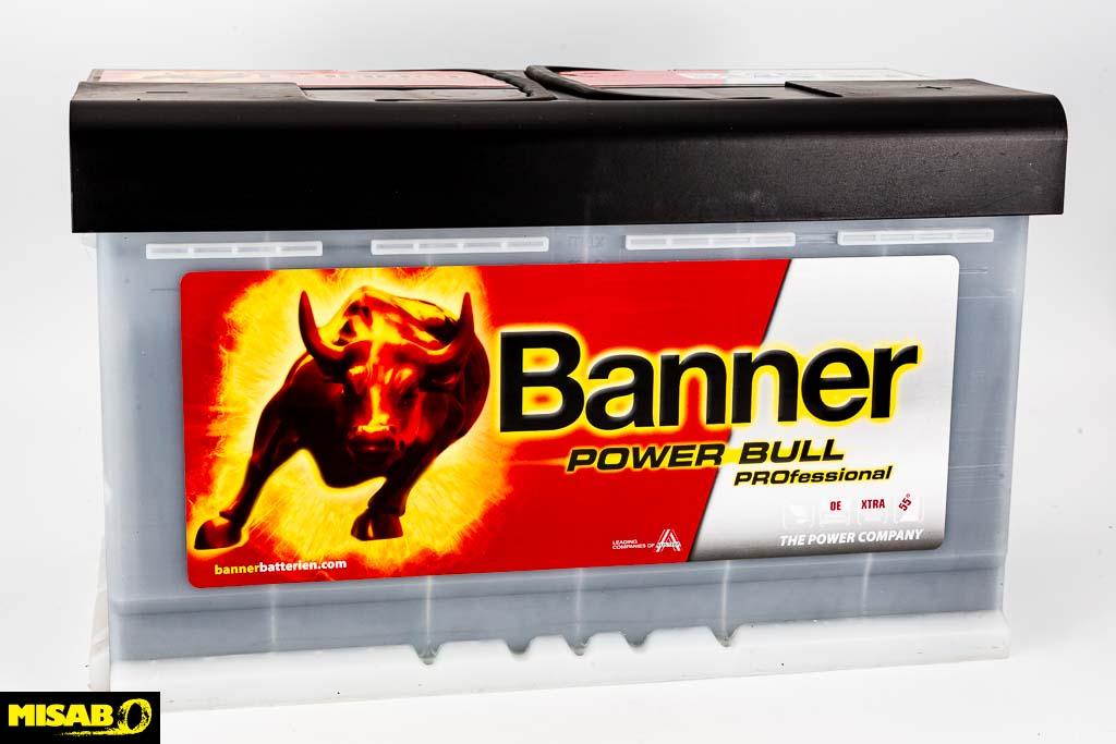 BANNER POWER BULL PRO 84 AH