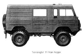 Militära fordon