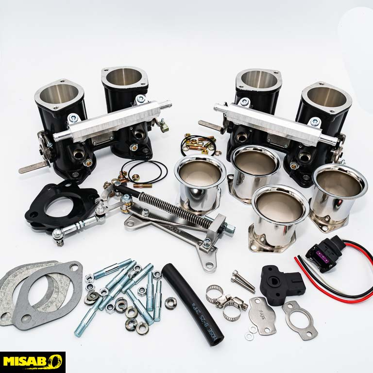 THROTTLE BODY KIT DCO/DCOE