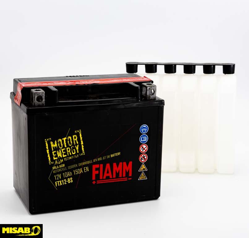 FIAMM MC 12 AH