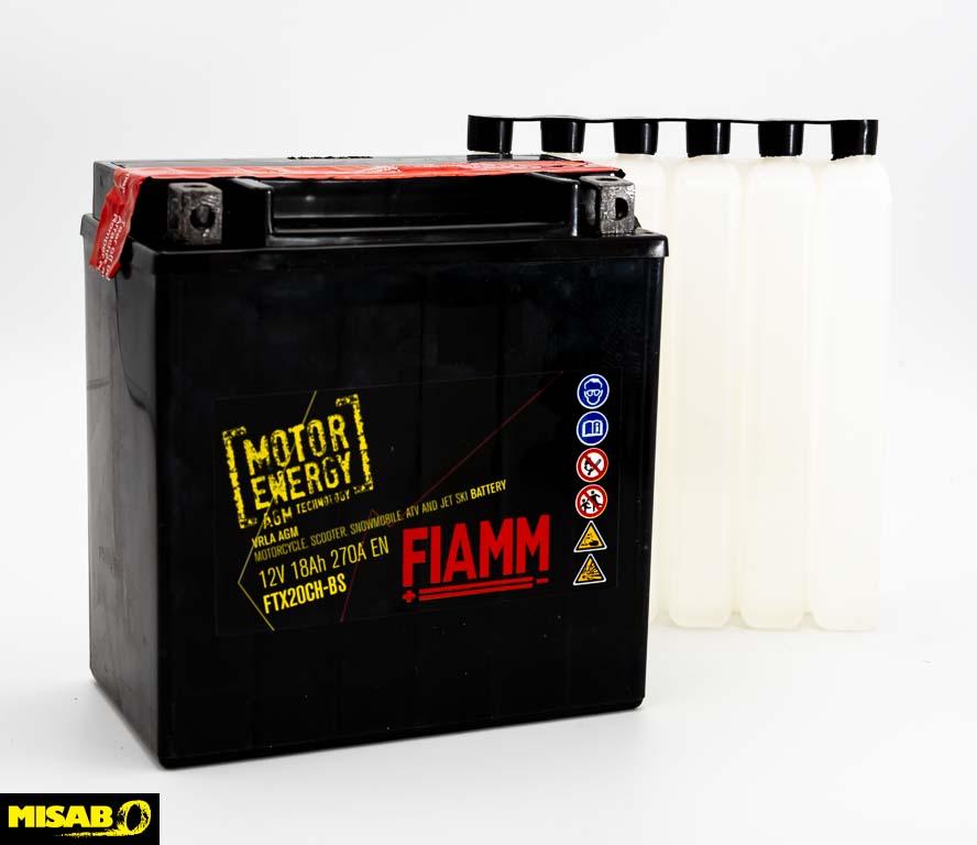 FIAMM MC 18 AH