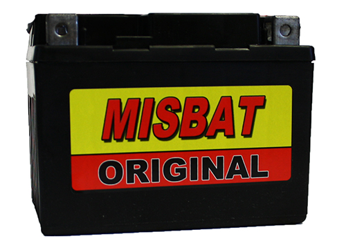 MISBAT AGM MC 3,6AH