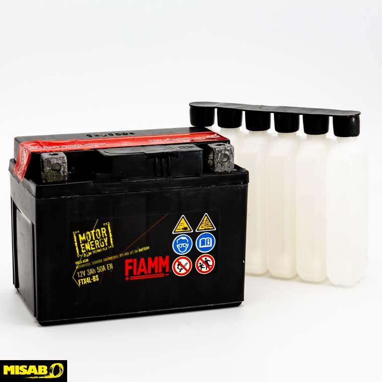 FIAMM MC 3,6AH