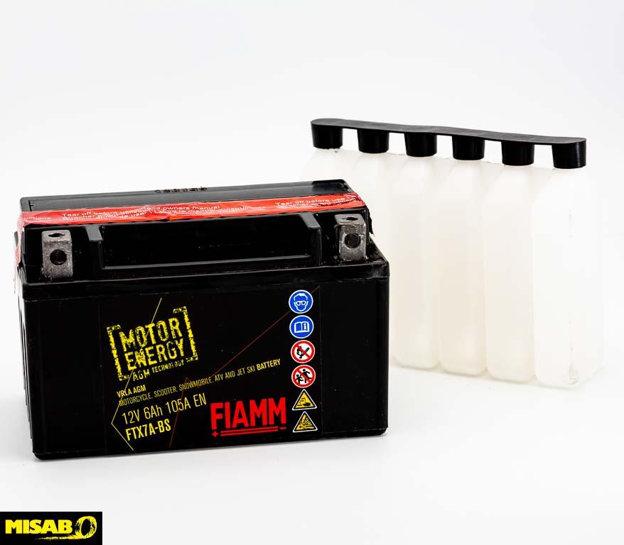 FIAMM MC 6,5AH