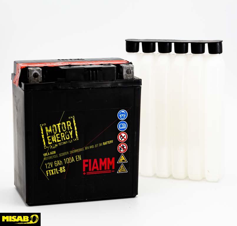 FIAMM MC 6,5 AH